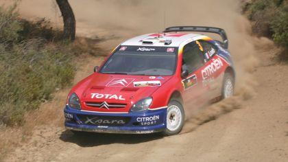 2004 Citroen Xsara T4 WRC 1