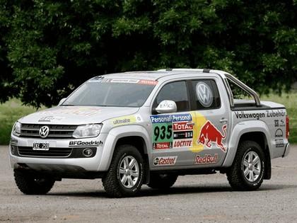 2010 Volkswagen Amarok Dakar Rallye 1