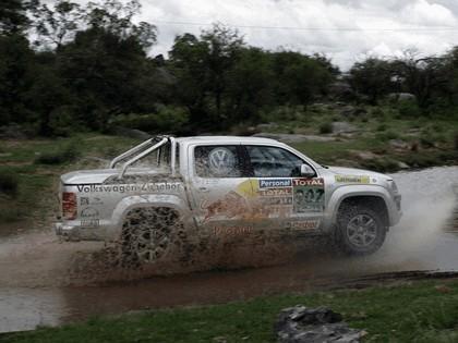 2010 Volkswagen Amarok Dakar Rallye 2