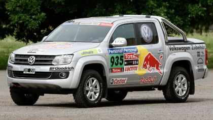 2010 Volkswagen Amarok Dakar Rallye 3