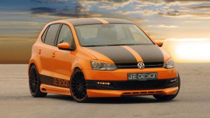 2010 Volkswagen Polo 5-door by JE Design 2