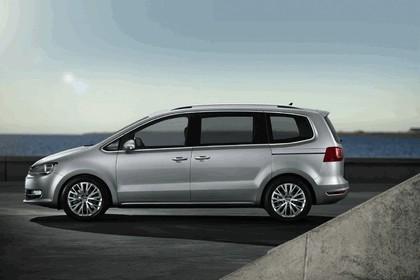 2010 Volkswagen Sharan 3