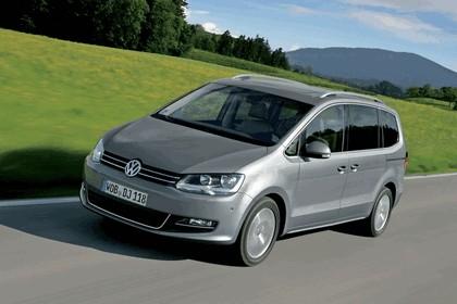 2010 Volkswagen Sharan 11