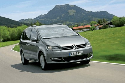 2010 Volkswagen Sharan 12