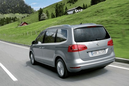 2010 Volkswagen Sharan 15