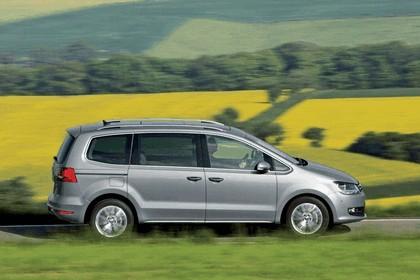 2010 Volkswagen Sharan 17