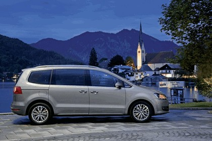 2010 Volkswagen Sharan 18