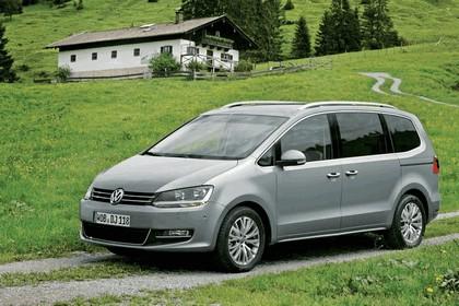 2010 Volkswagen Sharan 19