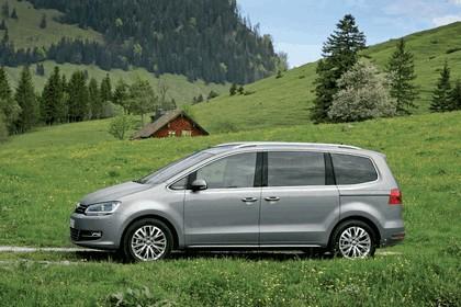 2010 Volkswagen Sharan 20
