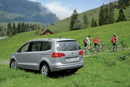 2010 Volkswagen Sharan 23
