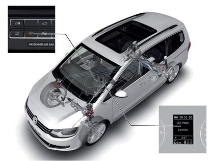 2010 Volkswagen Sharan 34