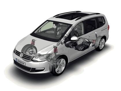 2010 Volkswagen Sharan 35