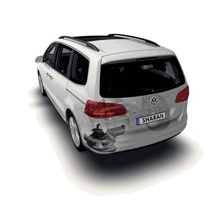 2010 Volkswagen Sharan 40