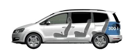 2010 Volkswagen Sharan 49