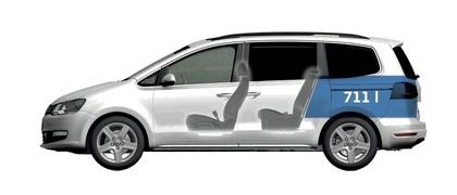 2010 Volkswagen Sharan 50