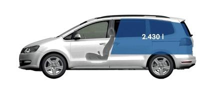2010 Volkswagen Sharan 51