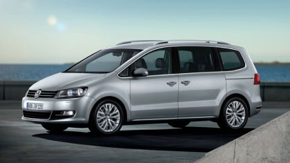 2010 Volkswagen Sharan 5