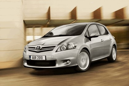 2010 Toyota Auris 6
