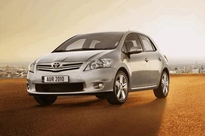 2010 Toyota Auris 10