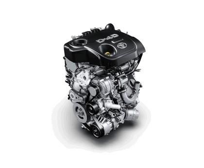 2010 Toyota Auris 56