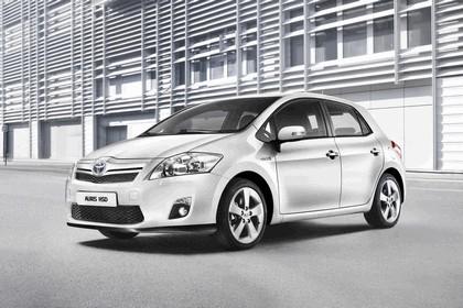 2010 Toyota Auris HSD 2