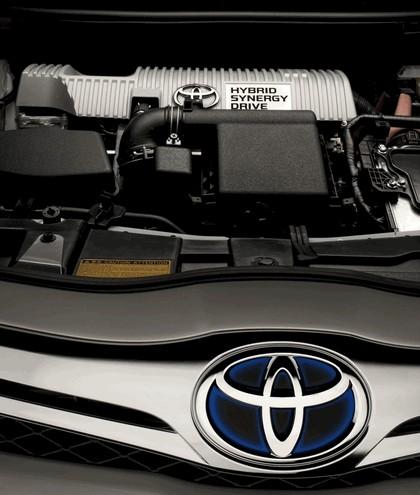 2010 Toyota Auris HSD 7