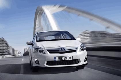 2010 Toyota Auris HSD 14