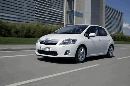 2010 Toyota Auris HSD 18