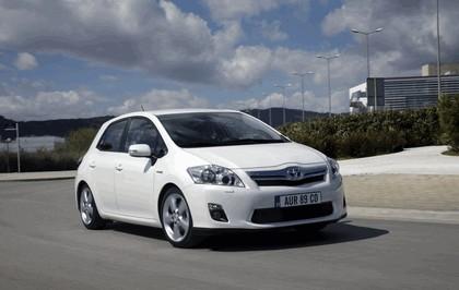 2010 Toyota Auris HSD 21