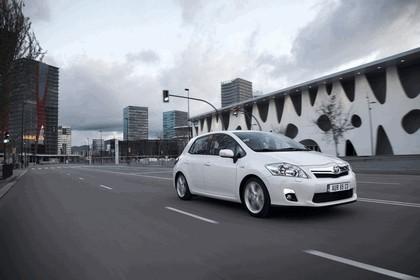 2010 Toyota Auris HSD 22
