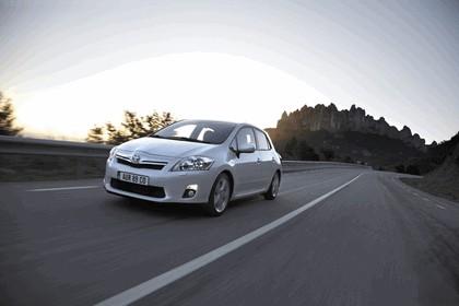 2010 Toyota Auris HSD 33