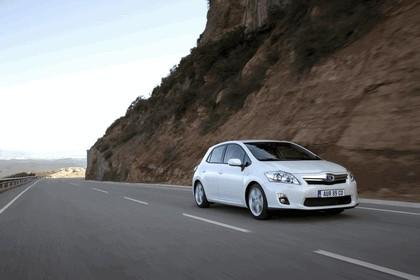 2010 Toyota Auris HSD 39