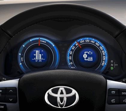 2010 Toyota Auris HSD 84