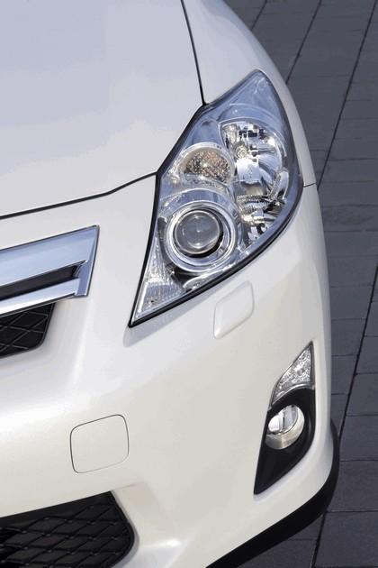 2010 Toyota Auris HSD 101