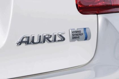 2010 Toyota Auris HSD 106