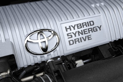 2010 Toyota Auris HSD 110