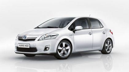 2010 Toyota Auris HSD 8
