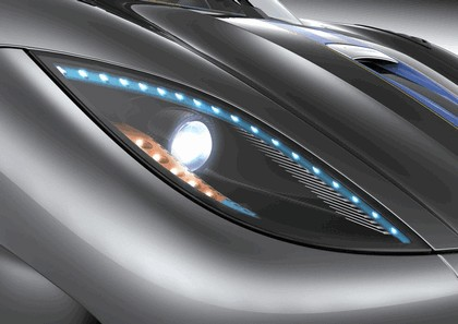 2010 Koenigsegg Agera 7