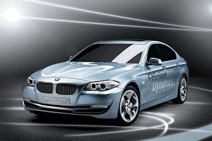 2010 BMW 5er ActiveHybrid concept 1