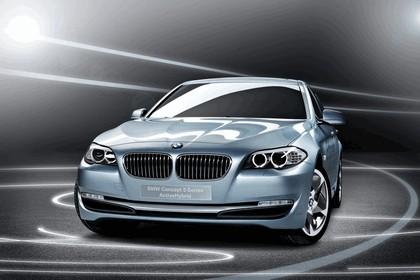 2010 BMW 5er ActiveHybrid concept 2