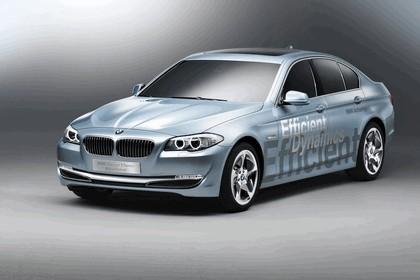 2010 BMW 5er ActiveHybrid concept 3