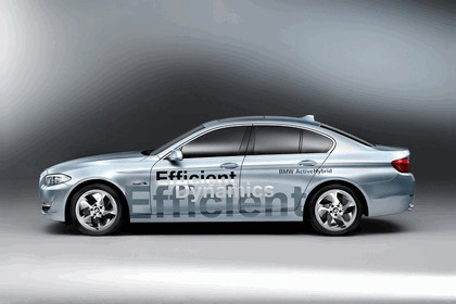 2010 BMW 5er ActiveHybrid concept 4