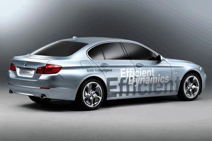 2010 BMW 5er ActiveHybrid concept 6