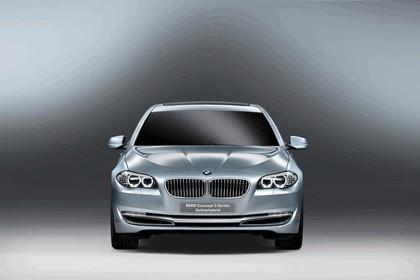 2010 BMW 5er ActiveHybrid concept 7