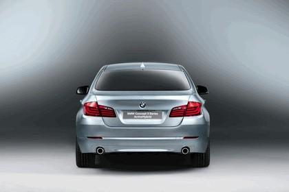 2010 BMW 5er ActiveHybrid concept 8