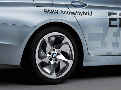 2010 BMW 5er ActiveHybrid concept 10