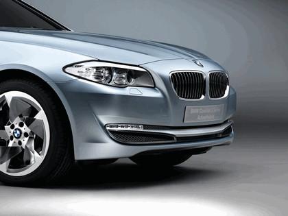 2010 BMW 5er ActiveHybrid concept 11