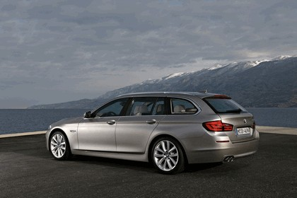 2010 BMW 5er touring 16
