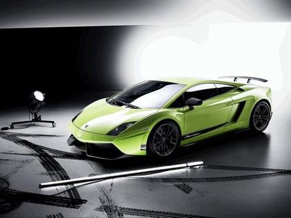 2010 Lamborghini Gallardo LP570-4 Superleggera 1