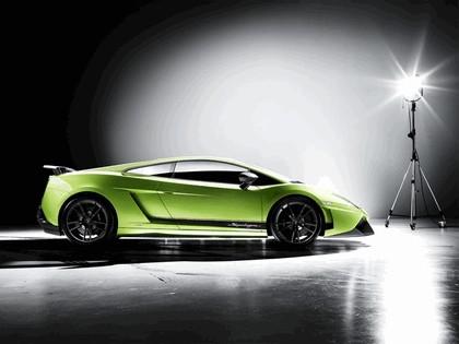 2010 Lamborghini Gallardo LP570-4 Superleggera 2